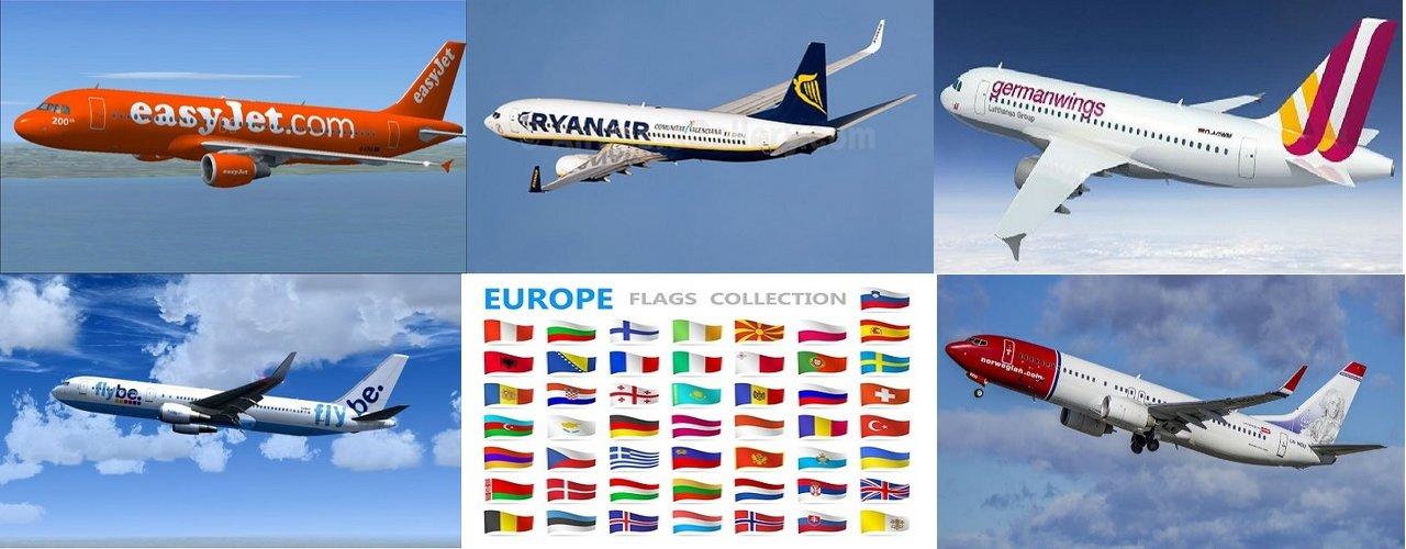 Cheap Airline Europe Book Cheap Flights