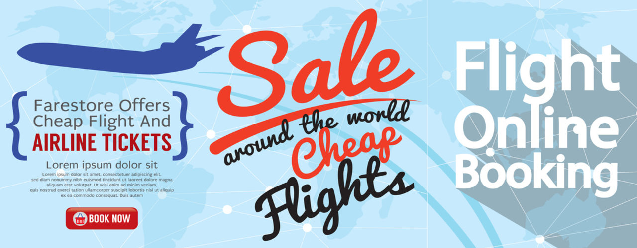 Cheap Airline Tickets - Cheap Flights Tickets