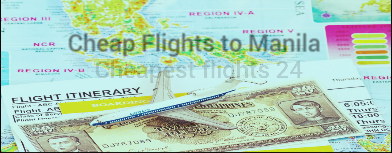 cheapest flights to manila Airport