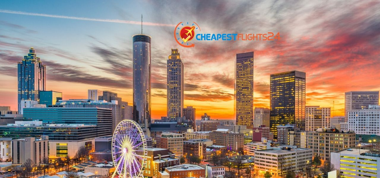 Cheap Flights to Atlanta Georgia USA